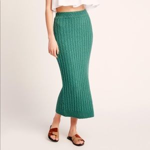 SOS looking for free people knit skirt (XS)
